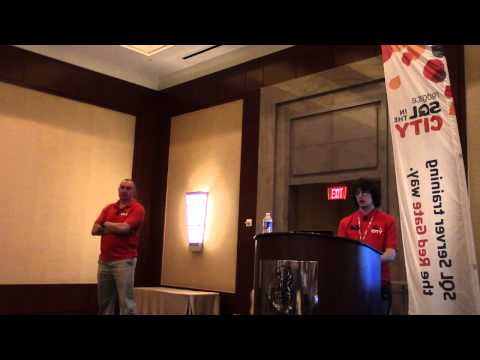 Best Practices for Database Deployment - Grant Fritchey & David Simner - SQL in the City 2013