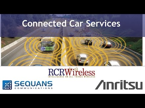 Editorial Webinar: Connected Car - Connectivity and services: is the industry ready?
