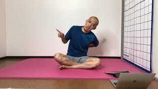 股関節の柔軟性&体幹の使い方(フル)