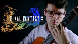 FINAL FANTASY X: 'To Zanarkand' | Classical Guitar | John Oeth