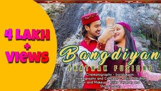 Bangdiyan (Kathak Fusion) | Kangri Folk Song | Sunil Mastie | English Subtitles | Aditya Vardhan