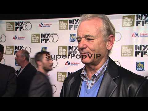 INTERVIEW: Bill Murray on hearing about the script, on wh...
