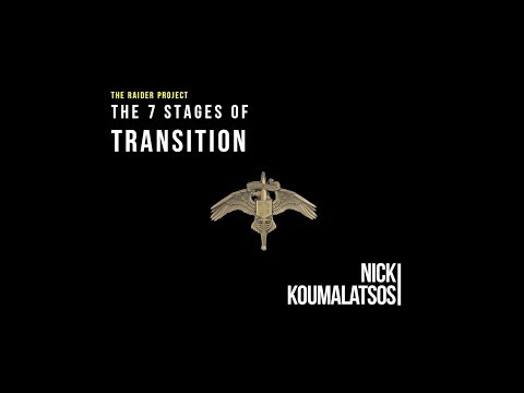 NICK KOUMALATSOS & 7 STAGES OF TRANSITION