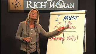 "Financial Freedom Video - Rich Woman - Kim Kiyosaki describes the ""I Must Quadrant"""