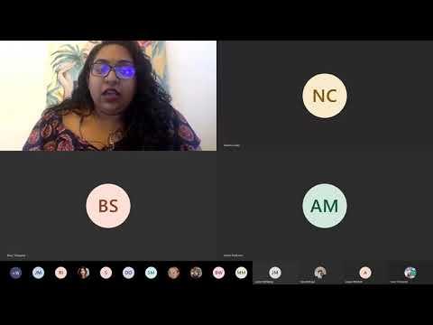 Panel Discussion On 'Decolonising The Curriculum' With Hamsavani Rajeswaren & Dina Belluigi
