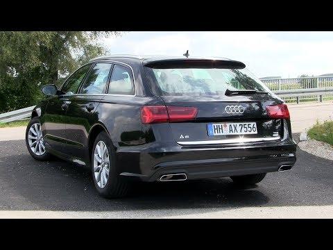 2018 Audi A6 Avant 2.0 TDI Ultra (190 HP) TEST DRIVE