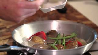 How To Make A Clam Bake On The Stove : Fish & Seafood Recipes