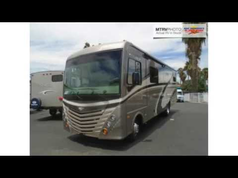 New 2016 Fleetwood Storm 32H Motorhome For Sale in Southern California
