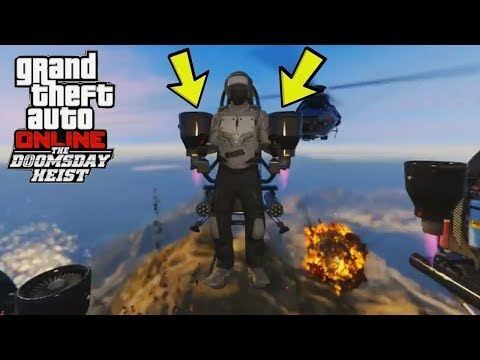 GTA 5 Live stream | Playlists and Doomsday Heist