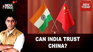 Can India Take China's Peace Push At Face value Or Is It Sting In The Tail? | India First