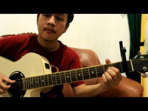 Tutorial Cinta dan Rahasia - Yura ft Glenn Fredly
