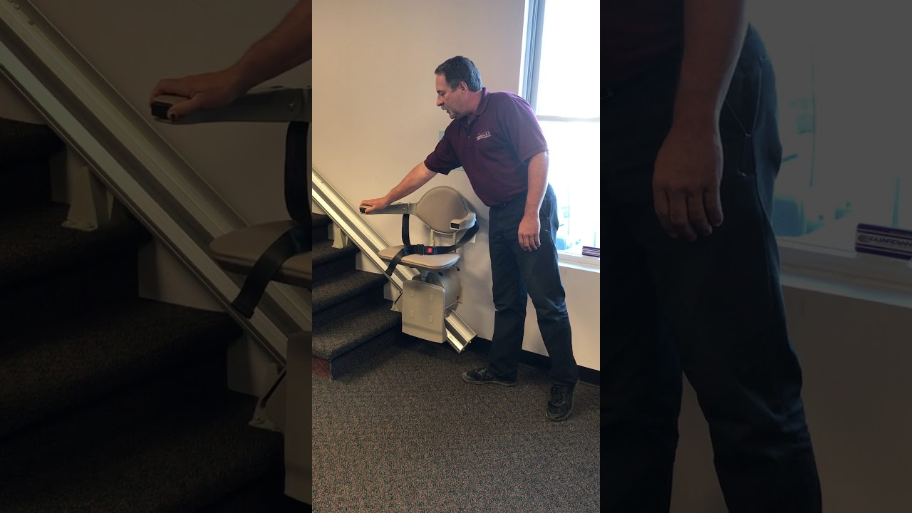 Trouble Shooting The Bruno Elan Stairlift Youtube