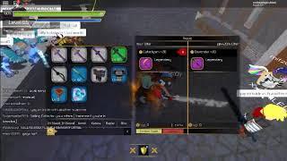 ROBLOX Swordburst 2 pjkk201 and mitzell_007 (2scammers)