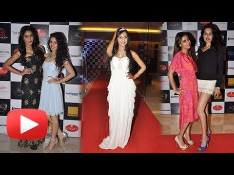 Krystle, Sara, Pratyusha, Kamya, Sukirti And Many More At Telly Calendar 2014 Launch