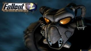 Fallout 2 gameplay (PC Game, 1998)