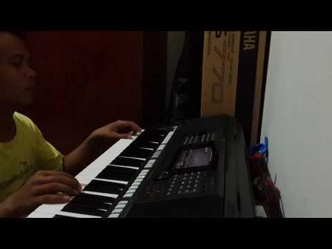 Padang Bulan Sholawat - Intrumental by Nurul - Yamaha PSRS 770