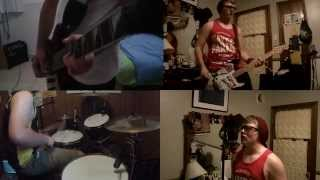 Stuck In Remission - Mayday Parade - Collaberation Cover