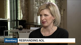 AOL CMO on Competition and Workplace Diversity