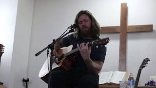 Fading by Decyfer Down (TJ Harris) Acoustic Live