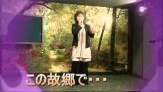 がんばれ東北 !! 高知県でホームヘルパーに人生を捧げる演歌歌手「川奈...