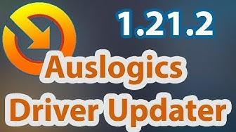 Download  Auslogics Driver Updater 1.21.2 Latest july 2019