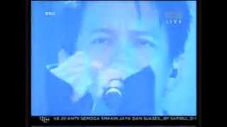 Noah - Raja Negeriku (Video Mundur) @Viva La Vida HUT ANTV 2013