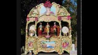Gasparini Street Organ plays Living on a Prayer