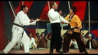 Ku-Fu? Dalla Sicilia con furore - Combattimento Franco Franchi