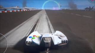 Sonic and All Stars Racing Transformed Random Glitches