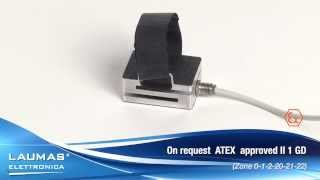LPED - COMPRESSION LOAD CELLS FOR FOOT BRAKE - LAUMAS