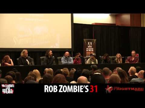 Rob Zombie's 31 Q&A Panel from Texas Frightmare Weekend 2017