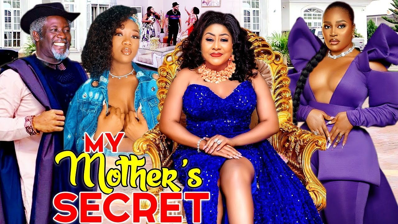 Download MY MOTHER'S SECRET NEW MOVIE HIT COMPLETE SEASON 1&2 (Chizzy Alichi/Chinenye Nnebe 2021 LATEST MOVIE