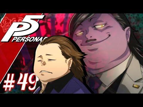 *this* Is Junya Kaneshiro!? 6/20  Let's Play Persona 5 Blind Part 49  Persona 5 Gameplay