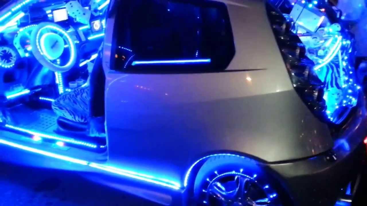 Luminoso impianto stereo in auto youtube - Impianto stereo da camera ...