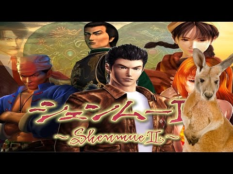 Lets Play Shenmue 2| #001 | Welcome to Hongkong!