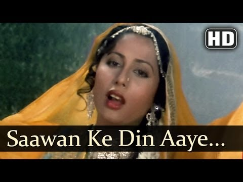 Saawan Ke Din (HD) - Bhumika Songs - Smita Patil - Naseeruddin Shah - Bhupinder