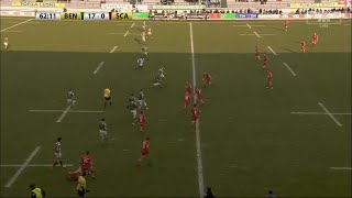 PRO14 Highlights: Benetton 22-12 Scarlets