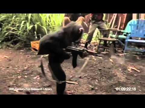 Asker Maymun' un İntikamı