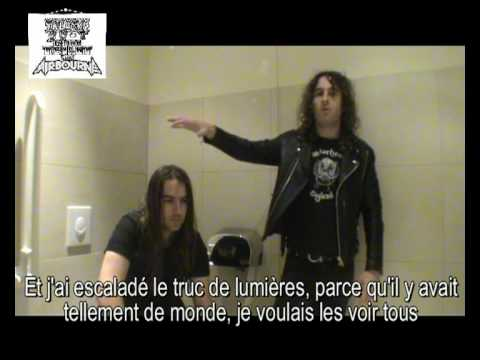 Airbourne - Talking Shit In The Toilet, cinquième partie