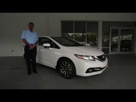2015 Honda Civic EXL