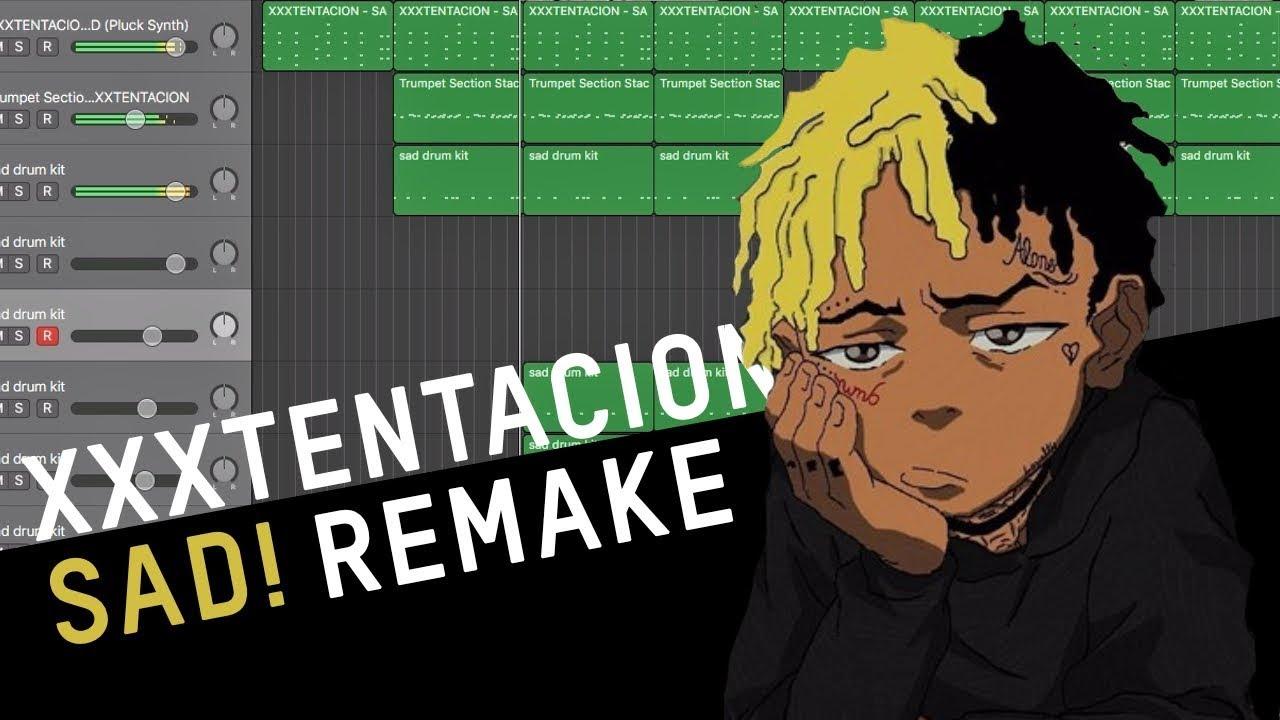 Making a Beat: XXXTENTACION – SAD! (Remake)