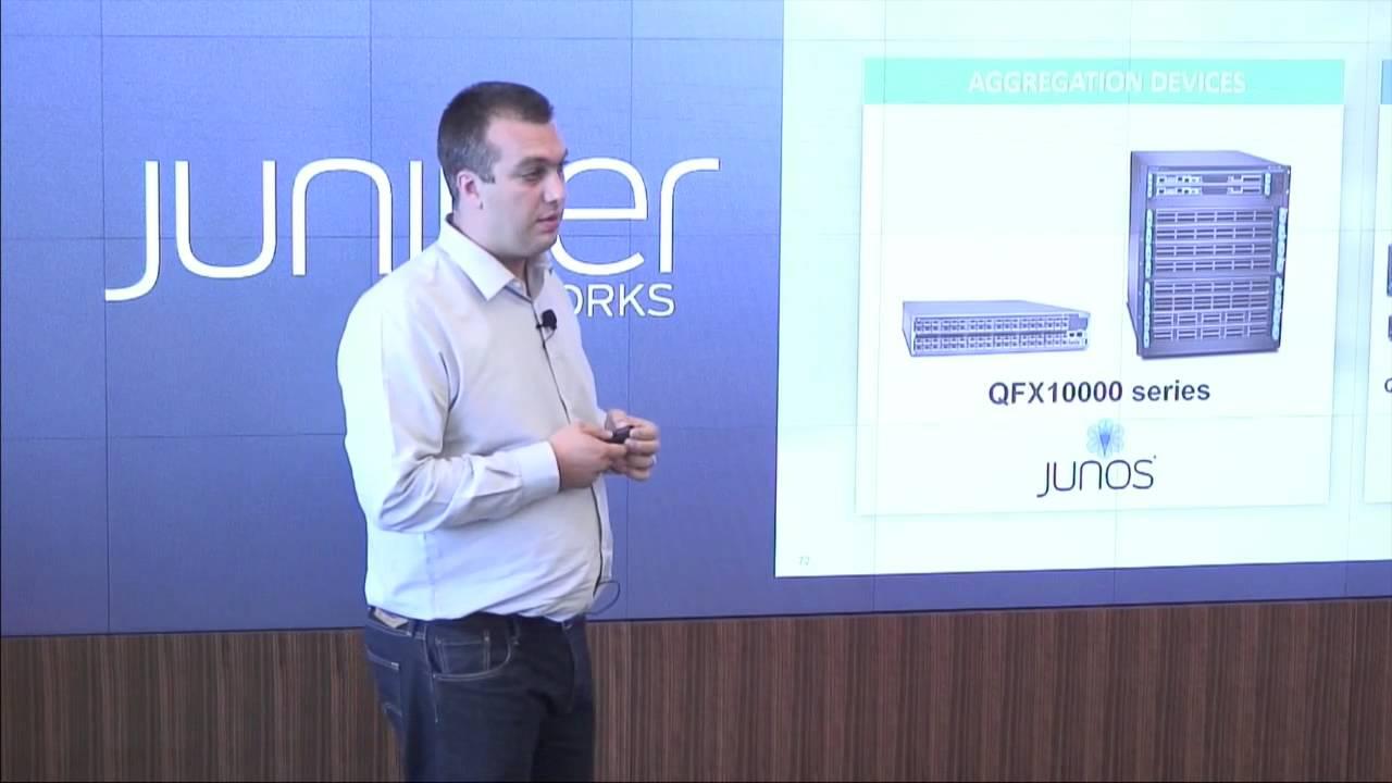 Anas Tarsha on Networking & Cloud