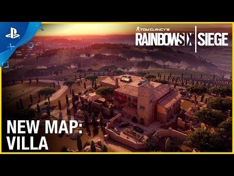 Rainbow Six Siege - Operation Para Bellum: Villa | PS4
