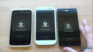 S4 Pro vs. Exynos Quad vs. Tegra3: Quad-Core Android Comparison