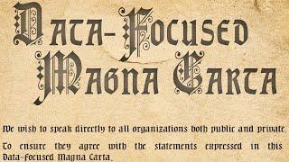 Data-Focused Magna Carta