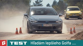 Volkswagen GOLF 8 - 1,5 TSI vs 1,5 eTSI - TEST - GARAZ.TV - Rasťo Chvála - 4K