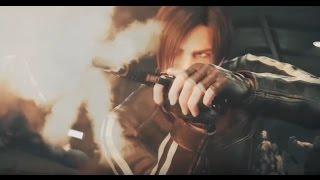 Resident Evil Vendetta - Leon S Kennedy & Chris Redfield Scene
