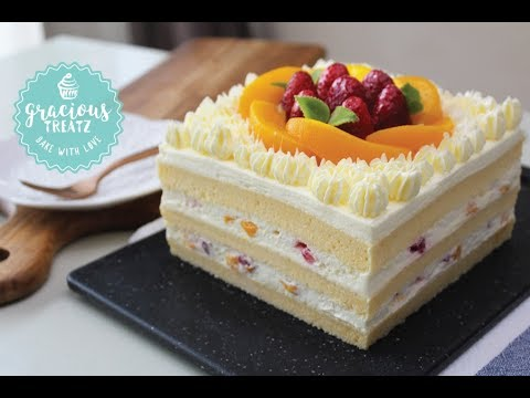 cotton-soft-vanilla-sponge-peach-cake