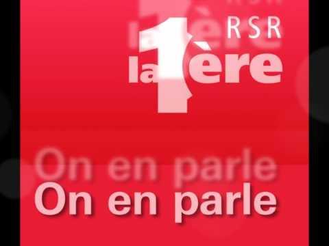 """Raphy's toll dans """"On en parle"""" sur la Radio Suisse Romande - 31.1.2012.wmv"""
