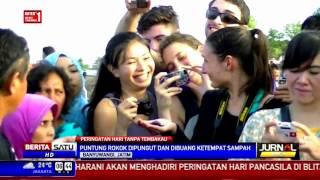 BeritaSatu TV - Pelepasan Tukik - 31 Mei 2015